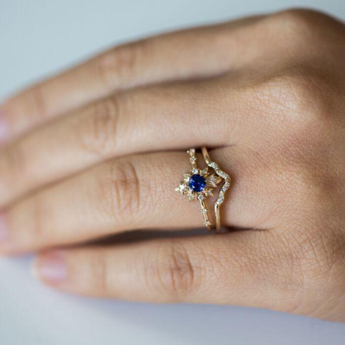 Sapphire Termina Ring image
