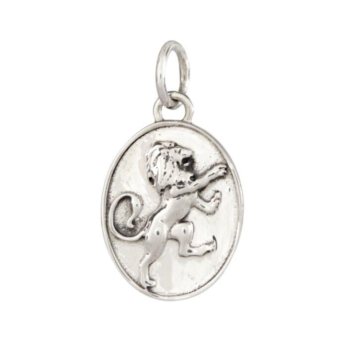 Zodiac Pendant, Silver