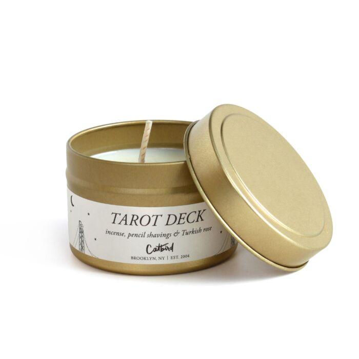 Tarot Deck Travel Candle image