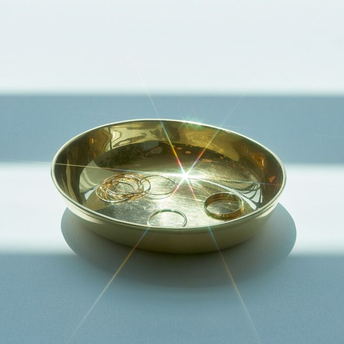 Very Shiny Brass Bowl image
