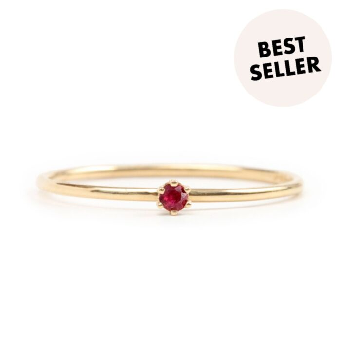 The Tiniest Ring, Ruby