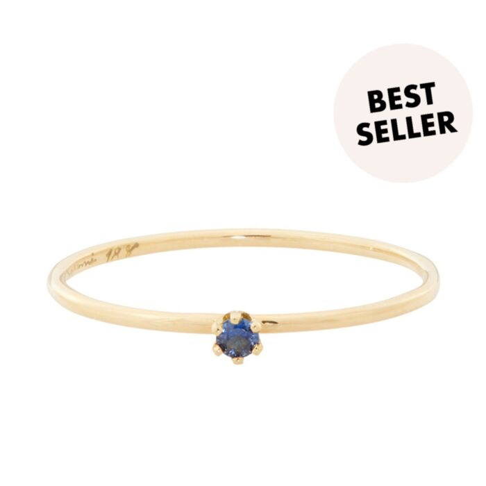 The Tiniest Ring, Sapphire