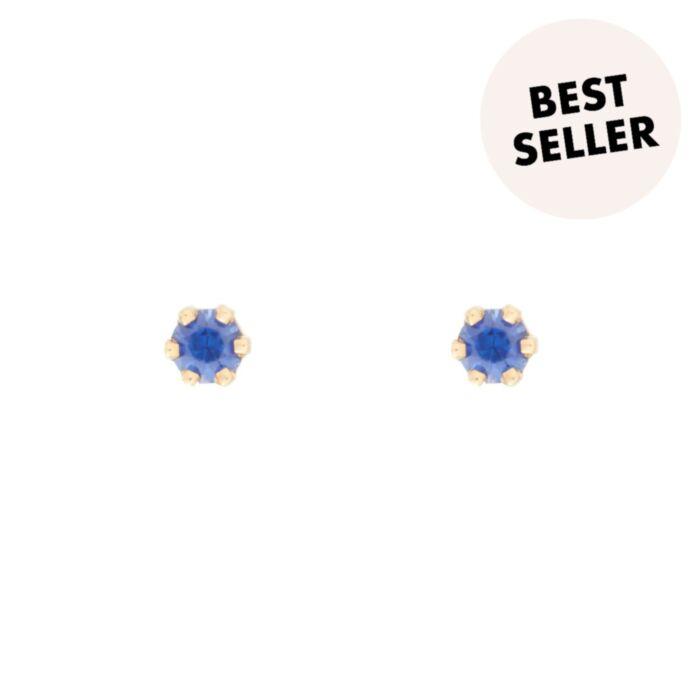 The Tiniest Stud, Sapphire (single)