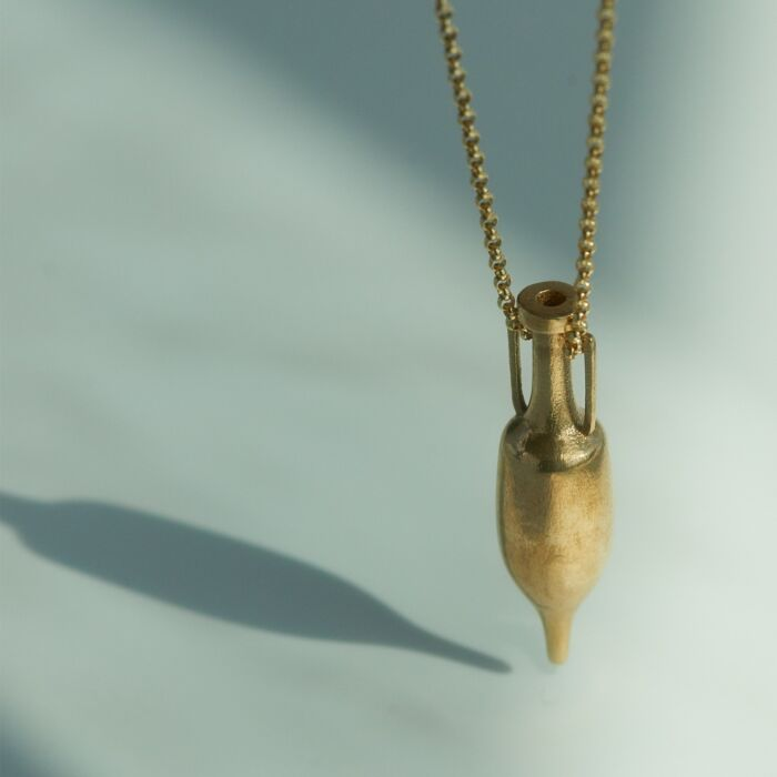 The Marchesa Amphora Necklace image