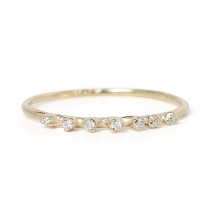 Twinkle Diamond Ring