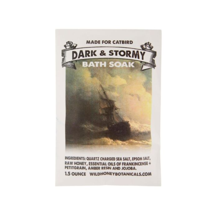 Dark & Stormy Bath Soak