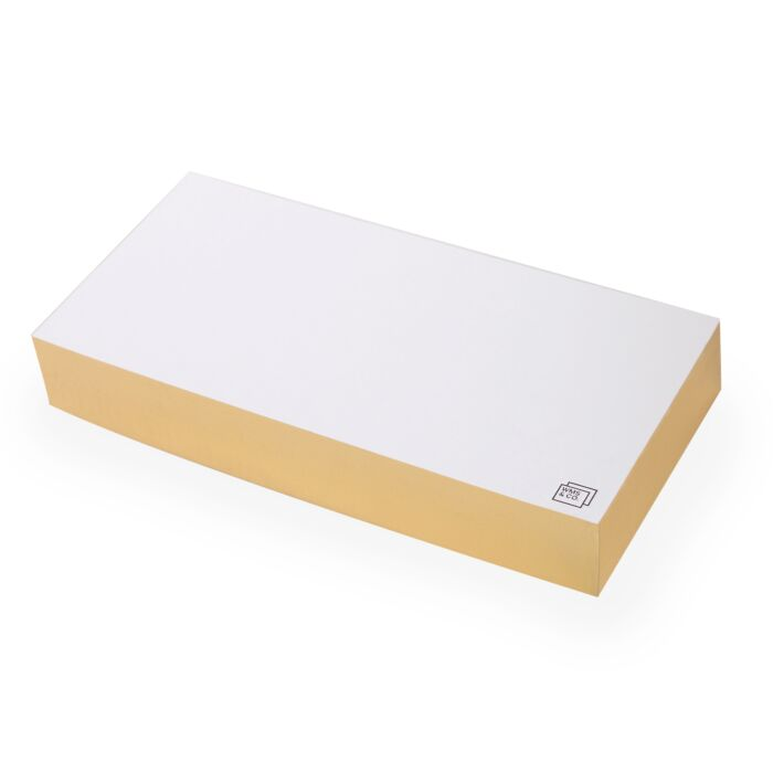 The Golden Notepad, Medium Long
