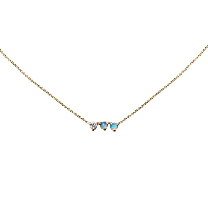 Three Points Necklace image
