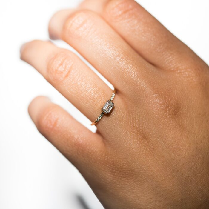 Diamond YS Ring image