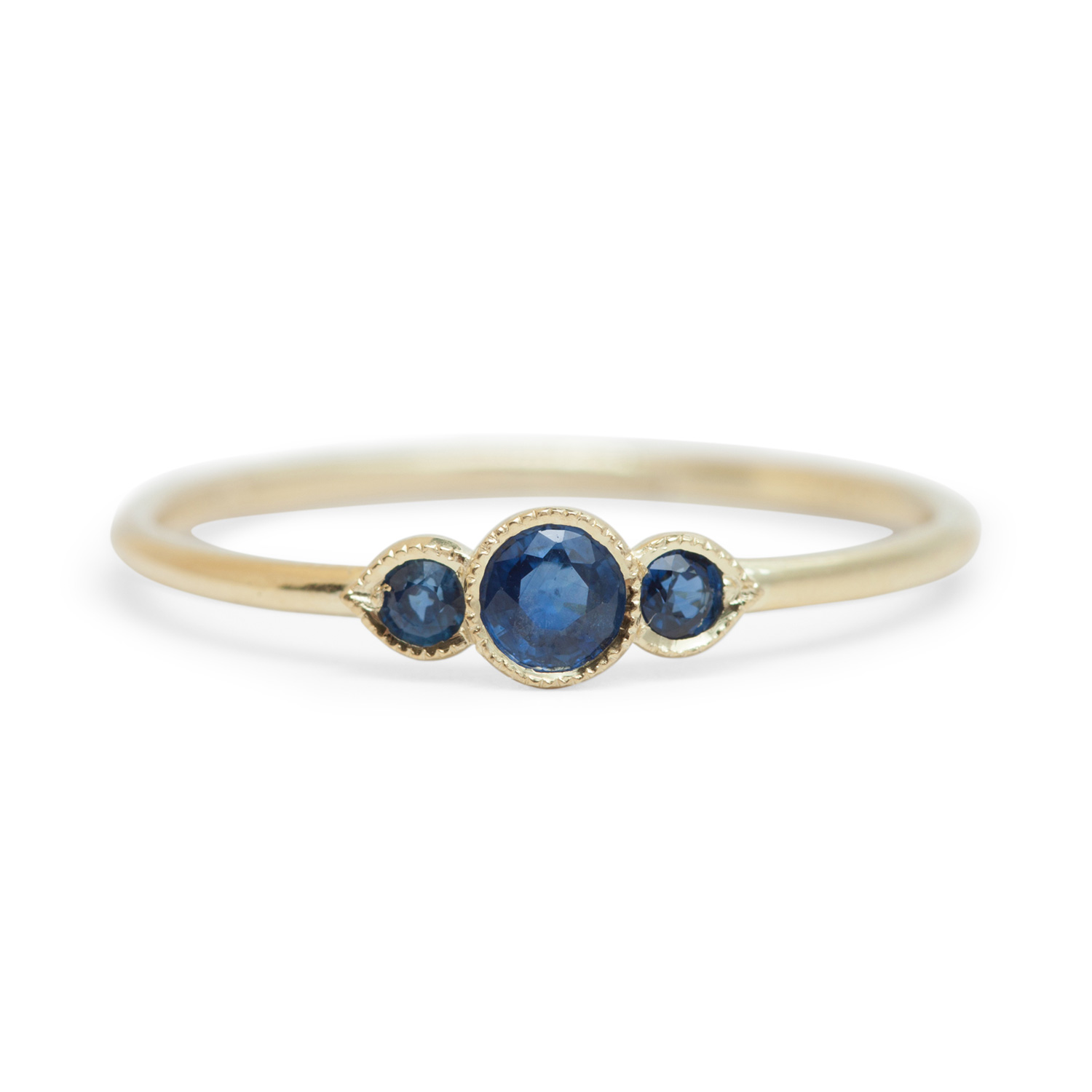 Melika sapphire ring catbird for New top jewelry nyc prices