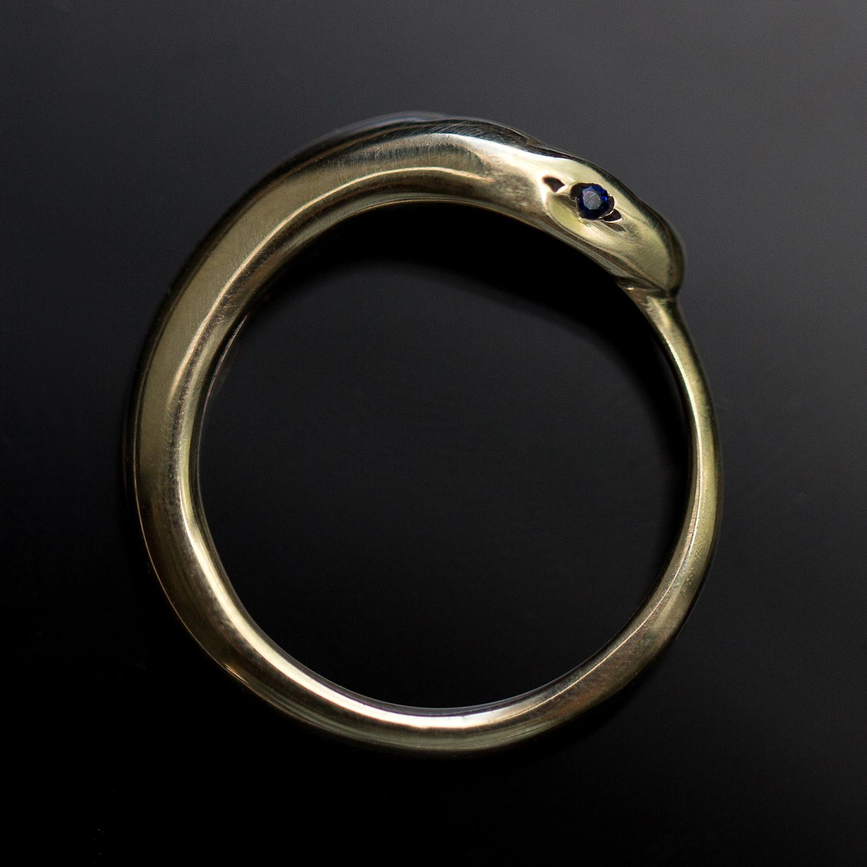 Naga Snake Ring Catbird