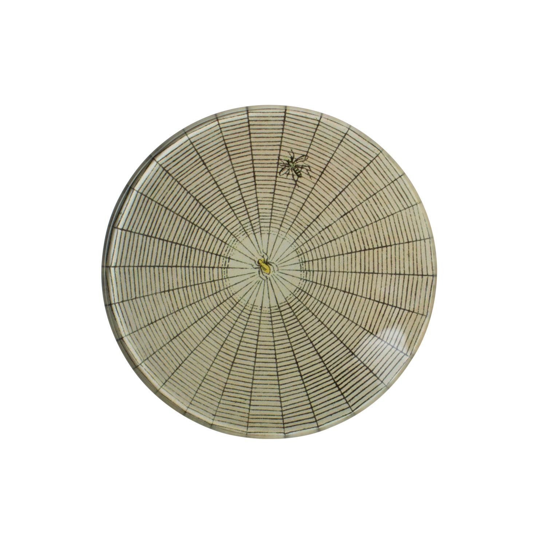 Small Spider Web Dish - Catbird