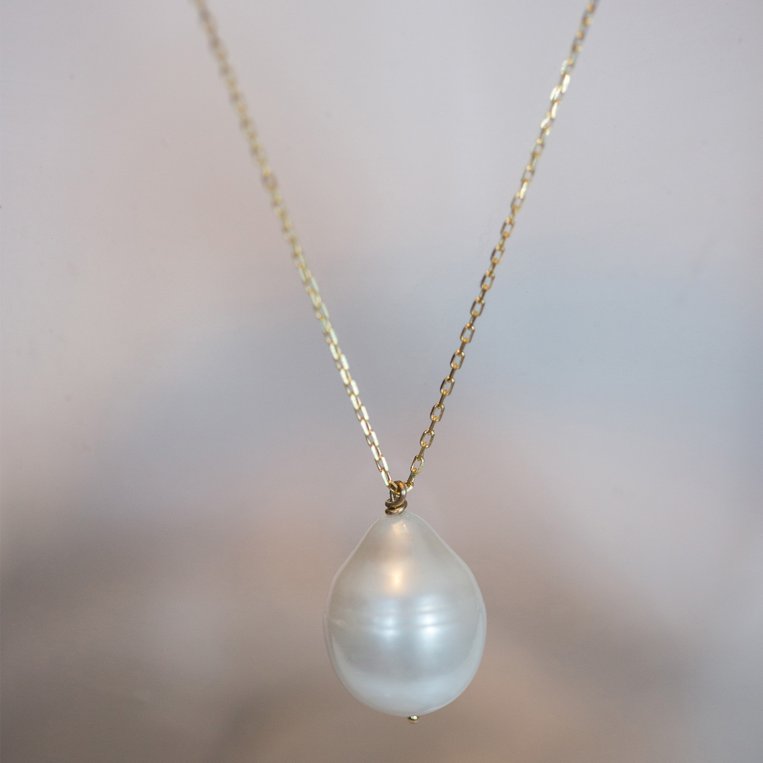 keshi products studios img necklace pearl freshwater pyramid