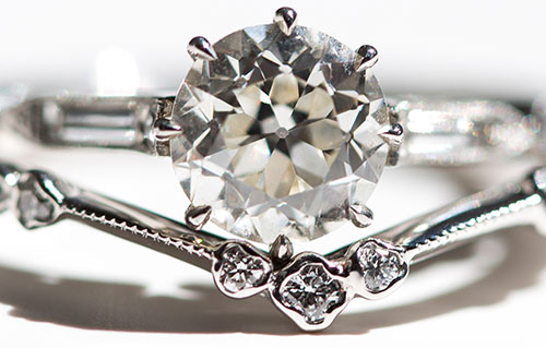 the at fancy elsa series ring asp engagement eccentric diamond solitaire millenium rings