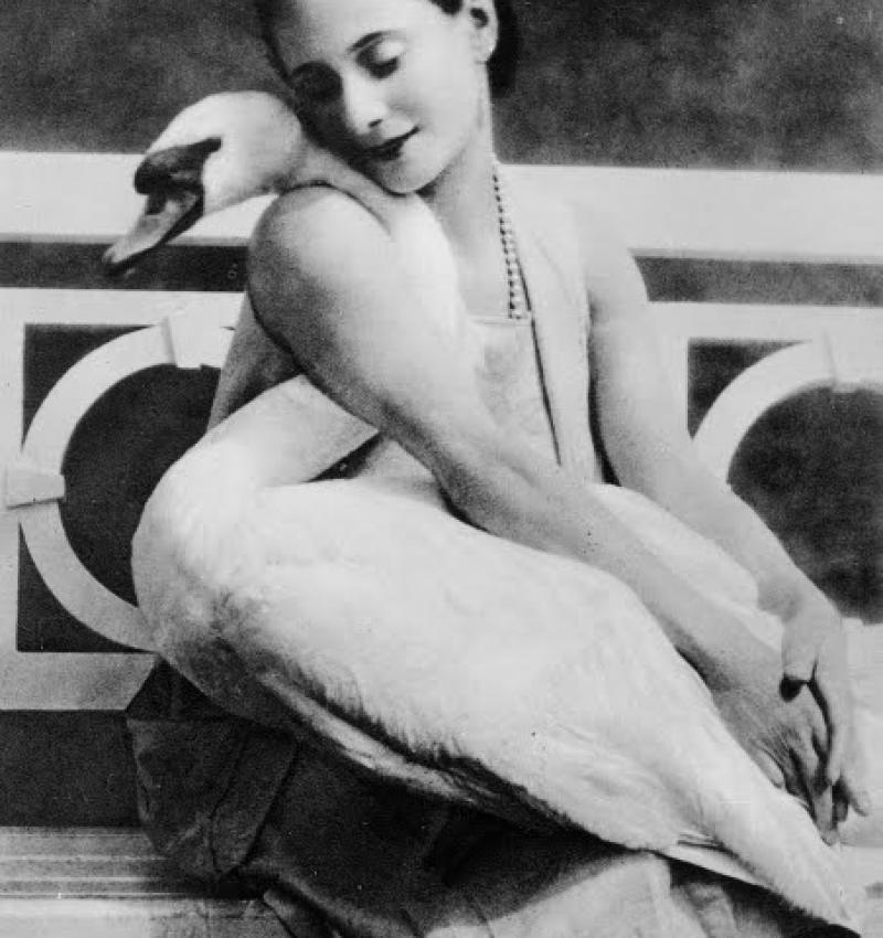 Dream Date: Anna Pavlova and Jack.