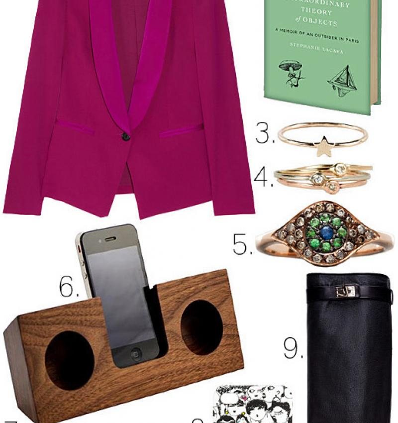 Le Fashion Gift Guide
