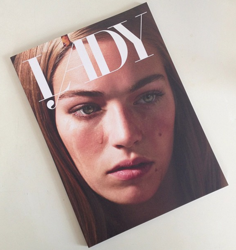 Dream Date: Lady the Magazine, Issue Zero.