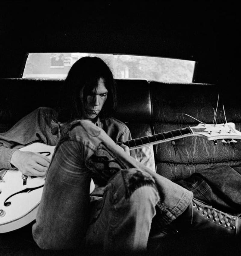 What We're Listening To: Neil Young