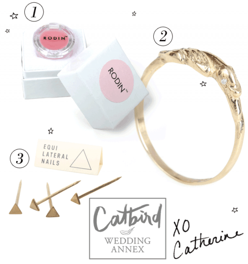 What We're Giving: Catherine