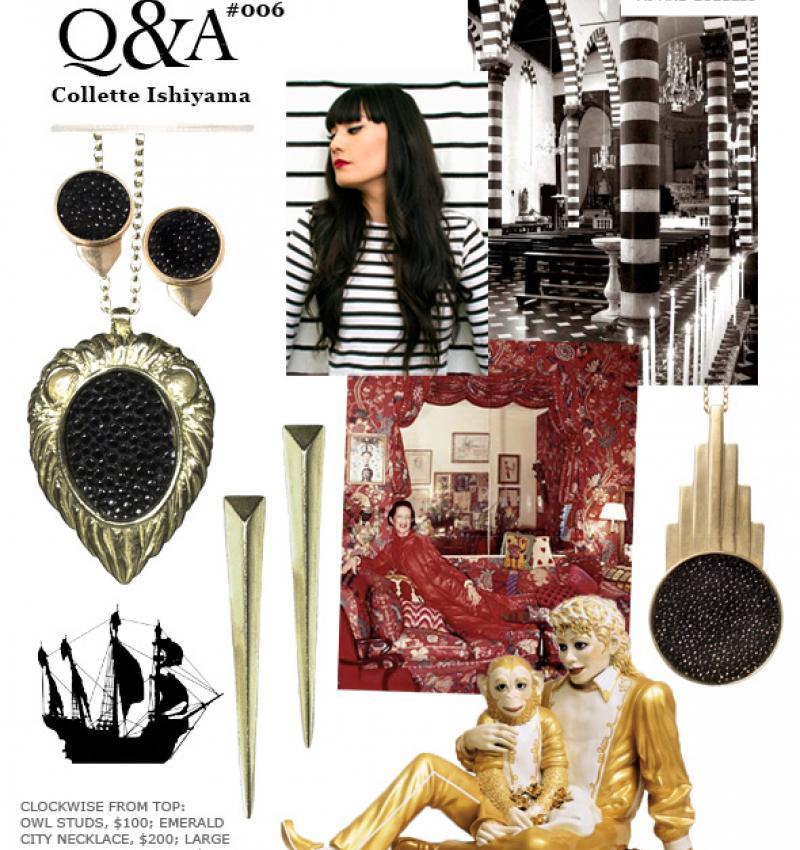 Designer Q&A: Collette Ishiyama
