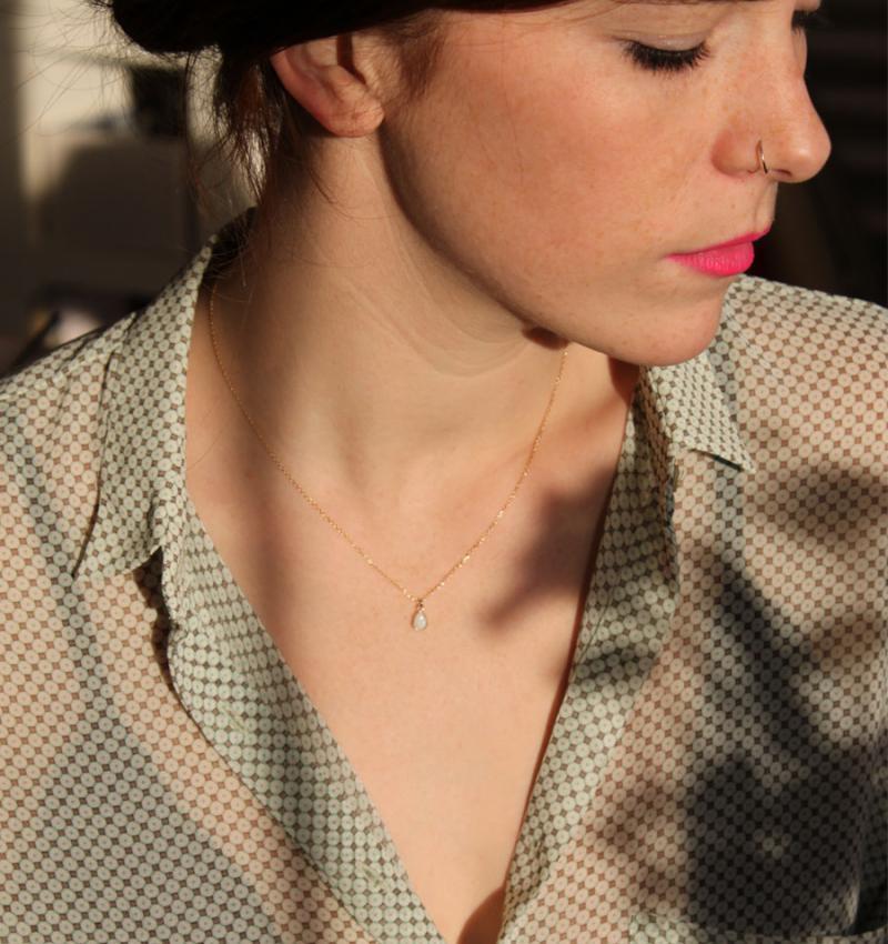 What We Love Today: Opal Teardrops