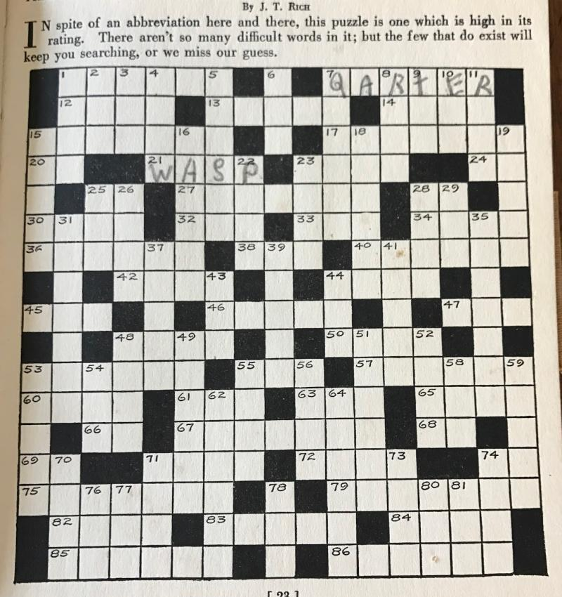 Standing Closet Crossword Part - 12: Inside Grey Gardens
