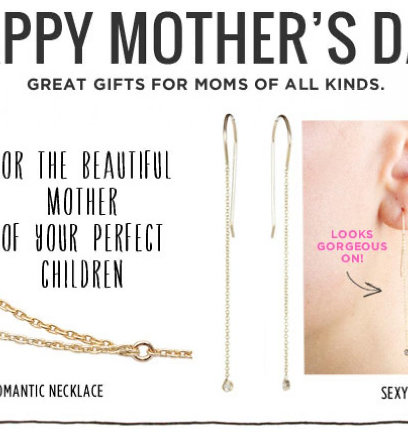 Mother's Day Round Up