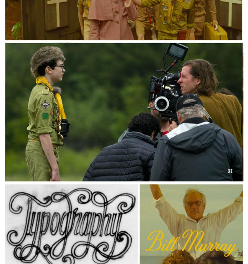 Jessica Hische x Moonrise Kingdom