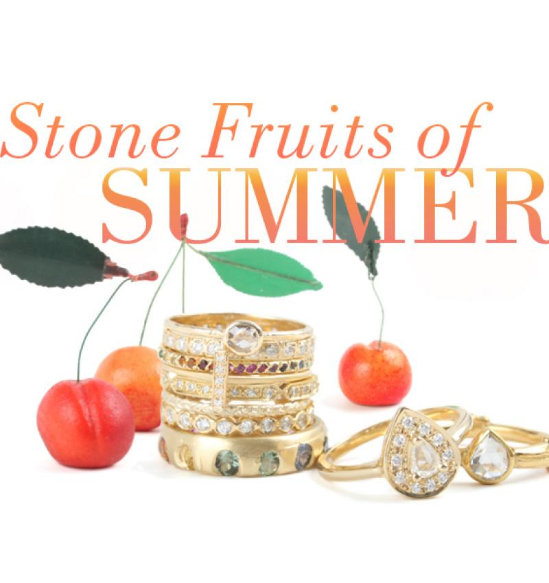 Stone Fruits of Summer!