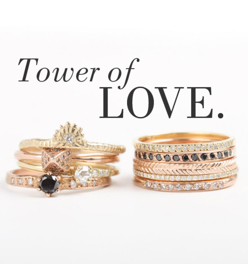 Rise and Shine! It's a Tower of Love!