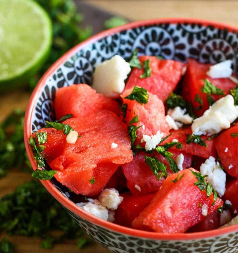 What We Love Today: Watermelon Three Ways