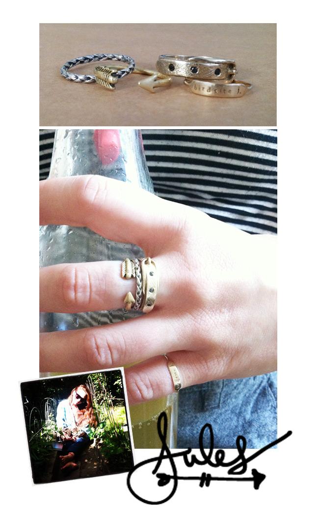 Jessica hische wedding ring