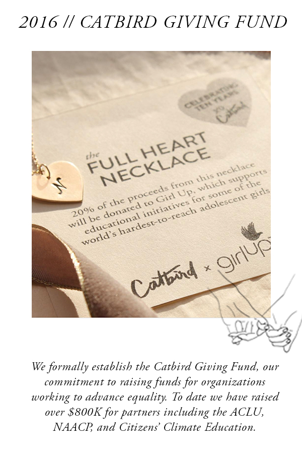 Catbird Giving Fund