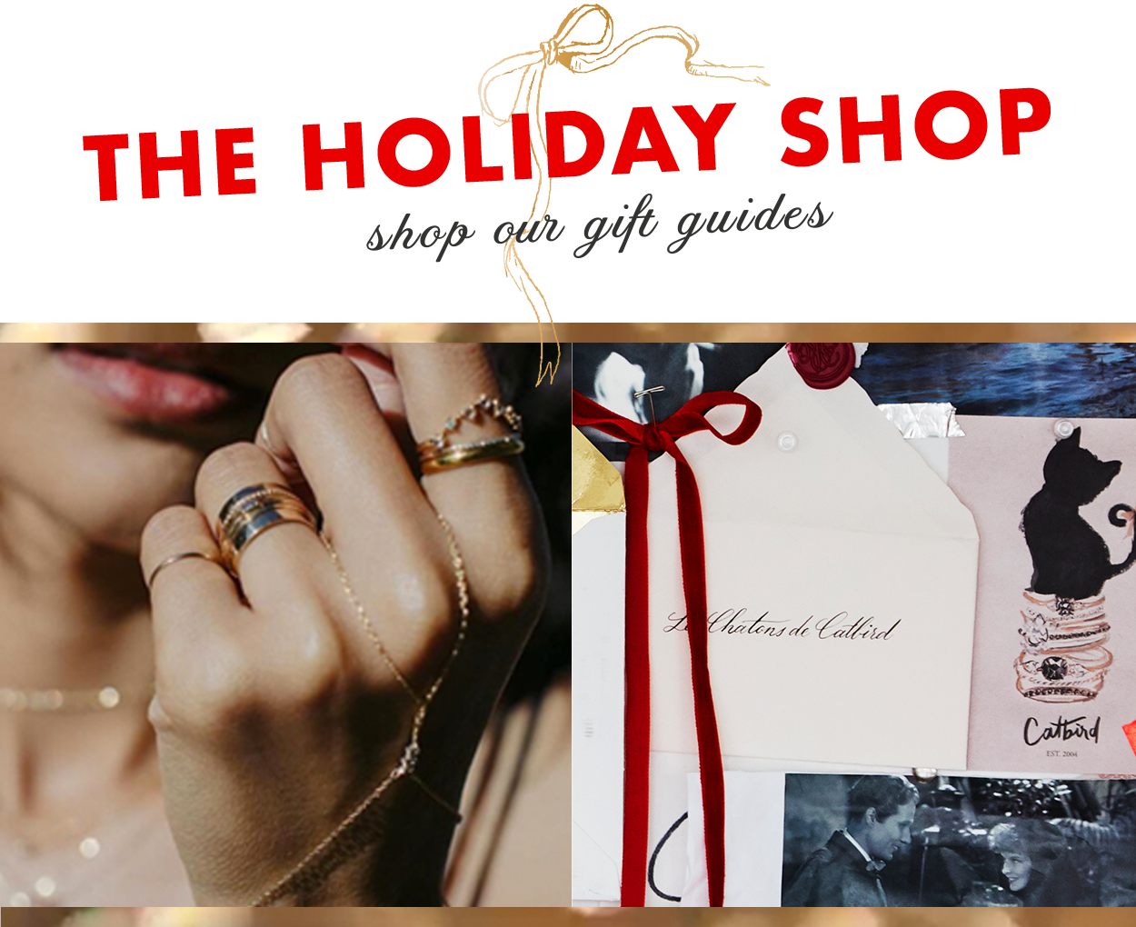 The Holiday Shop - Shop our gift guides