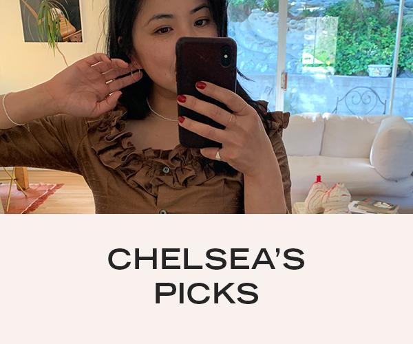 Chelsea Mak's picks