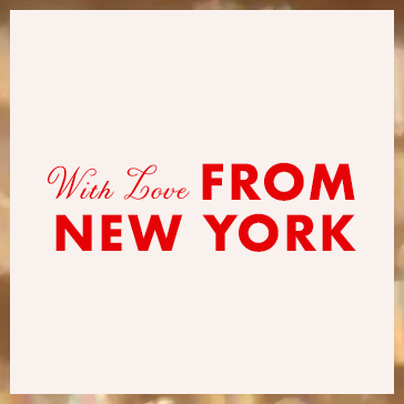 Gift Guide: With love from New York