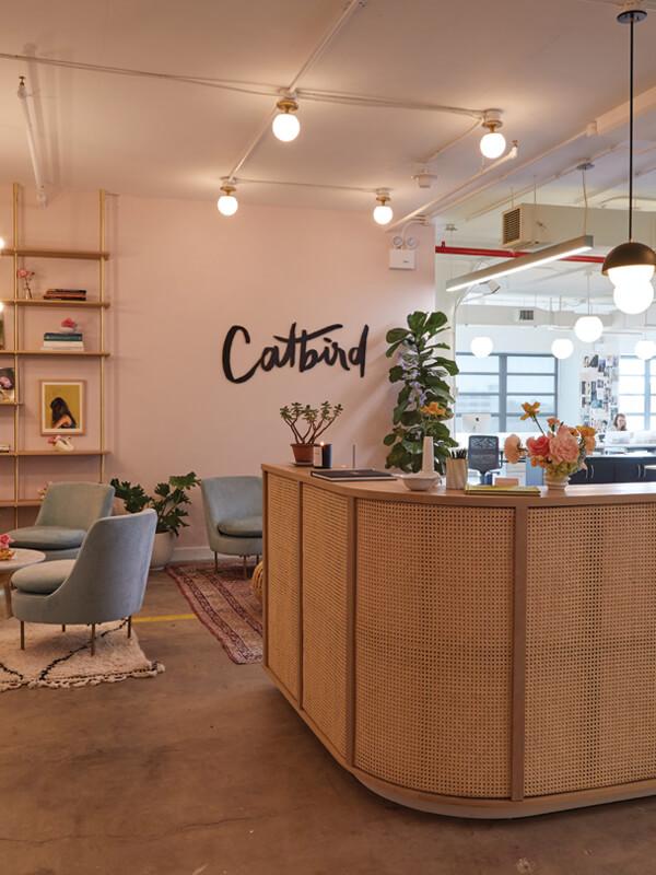 Catbird Online Shopping Experience